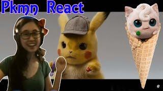 Casting Detective Pikachu Reaction