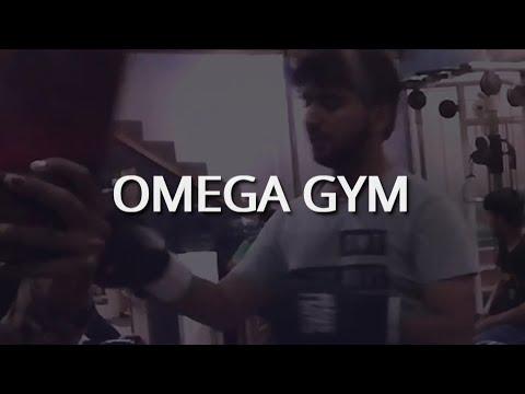 Visit To New OMEGA Gym   Hyderabad Sindh L VLOG#03