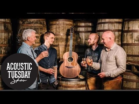 Guitars Made From Whisky Barrels, Harmonics, & Tony Furtado's Cello Banjo (AT5)