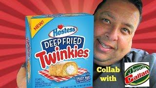 Hostess® Deep Fried Twinkies review with Jason Callan!