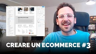 Web Design di un eCommerce in Adobe XD  - #3 Accorgimenti Seo, Marketing e Footer