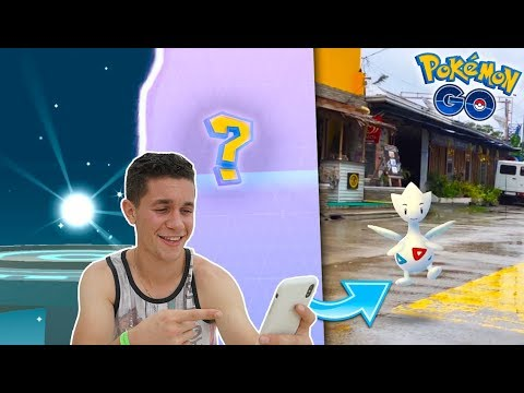 Download Youtube: I FOUND ONE OF THE RAREST MONS IN POKÉMON GO! + Evolving to a NEW Gen 3 Pokémon!