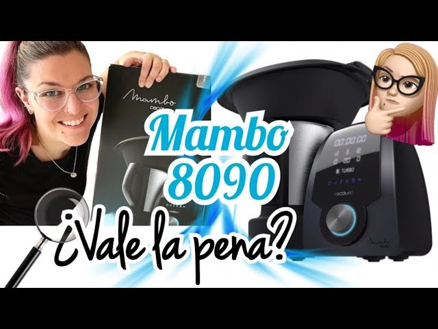 MAMBO 8090 Cecotec OPINIONES *¿Vale la pena?*