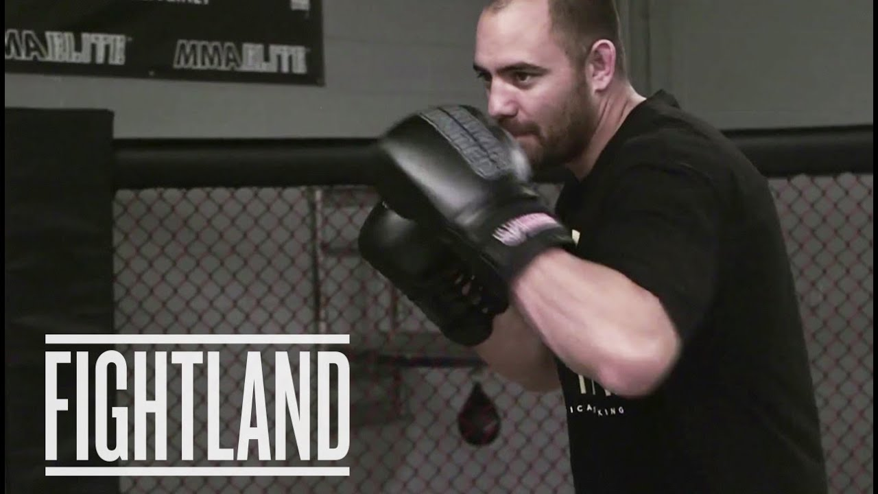Superman Punch with Travis Browne: Fight School