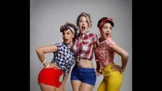 The Doo Wop Girls   Chatanooga Choo Choo