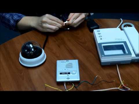 Схема подключения видеодомофона kocom фото 128