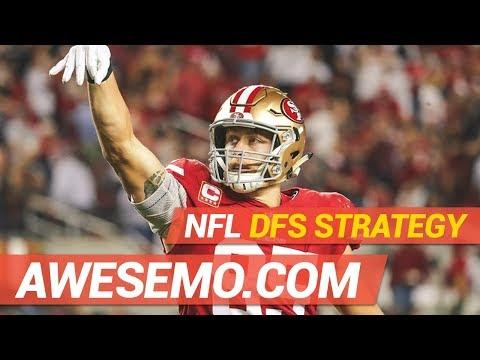 NFL DFS STRATEGY - WEEK 4 OWNERSHIP FIRST LOOK - 2019 FANTASY FOOTBALL - YAHOO FANDUEL FANTASYDRAFT