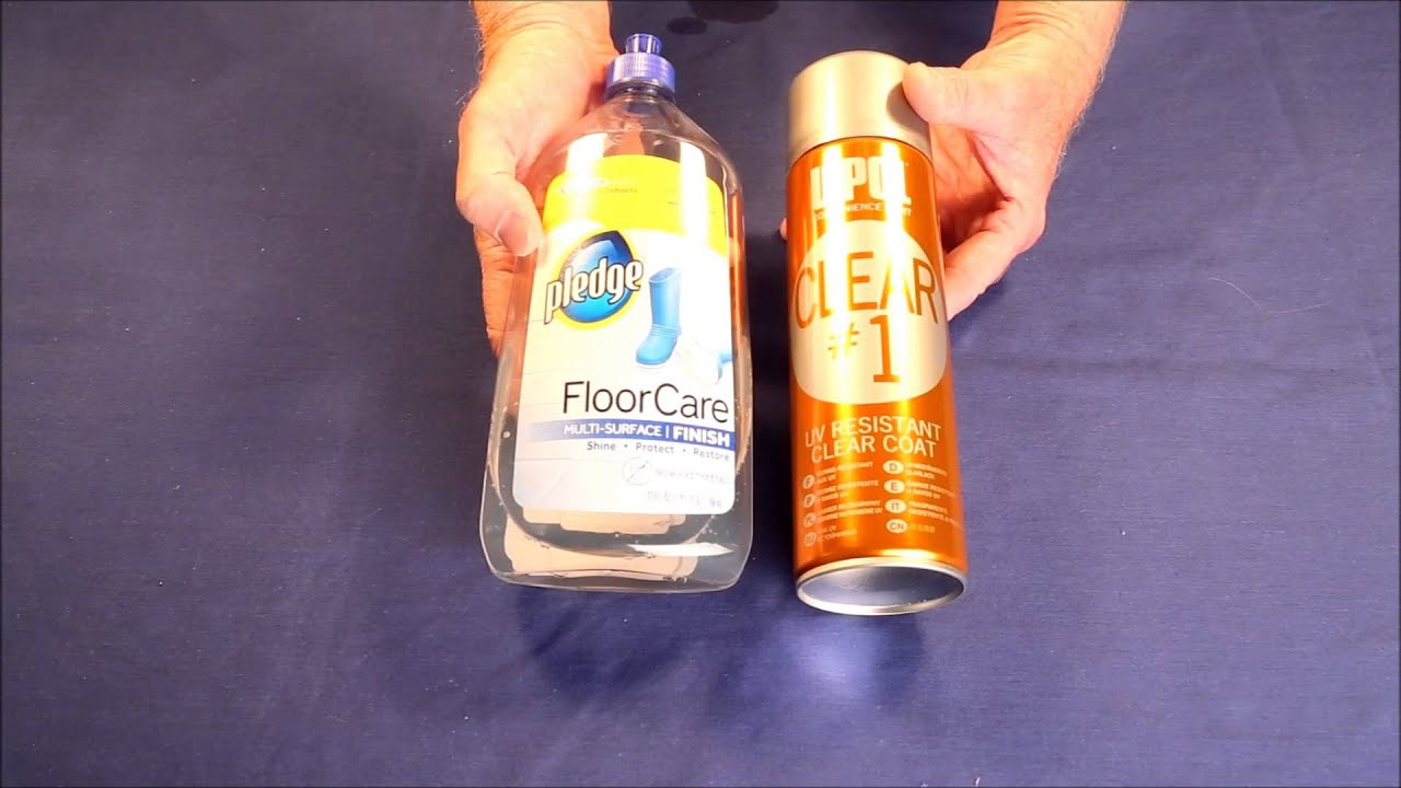 Pledge with future shine floor care multi surface finish protect restore 27oz 798ml: amazon. Co. Uk: kitchen & home.