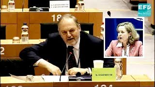 No political prisoners in Spain - just politicians in jail, minister tells MEP Dartmouth