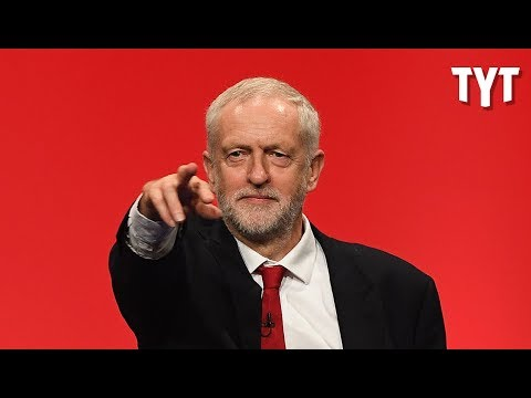 Jeremy Corbyn's Rise: It's The Economy, Stupid!