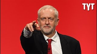 Jeremy Corbyn's Rise: It's The Economy, Stupid!