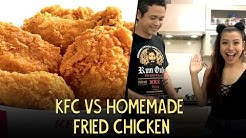 Making KFC Chicken At Home: Hit or Flop? | Ok Tested