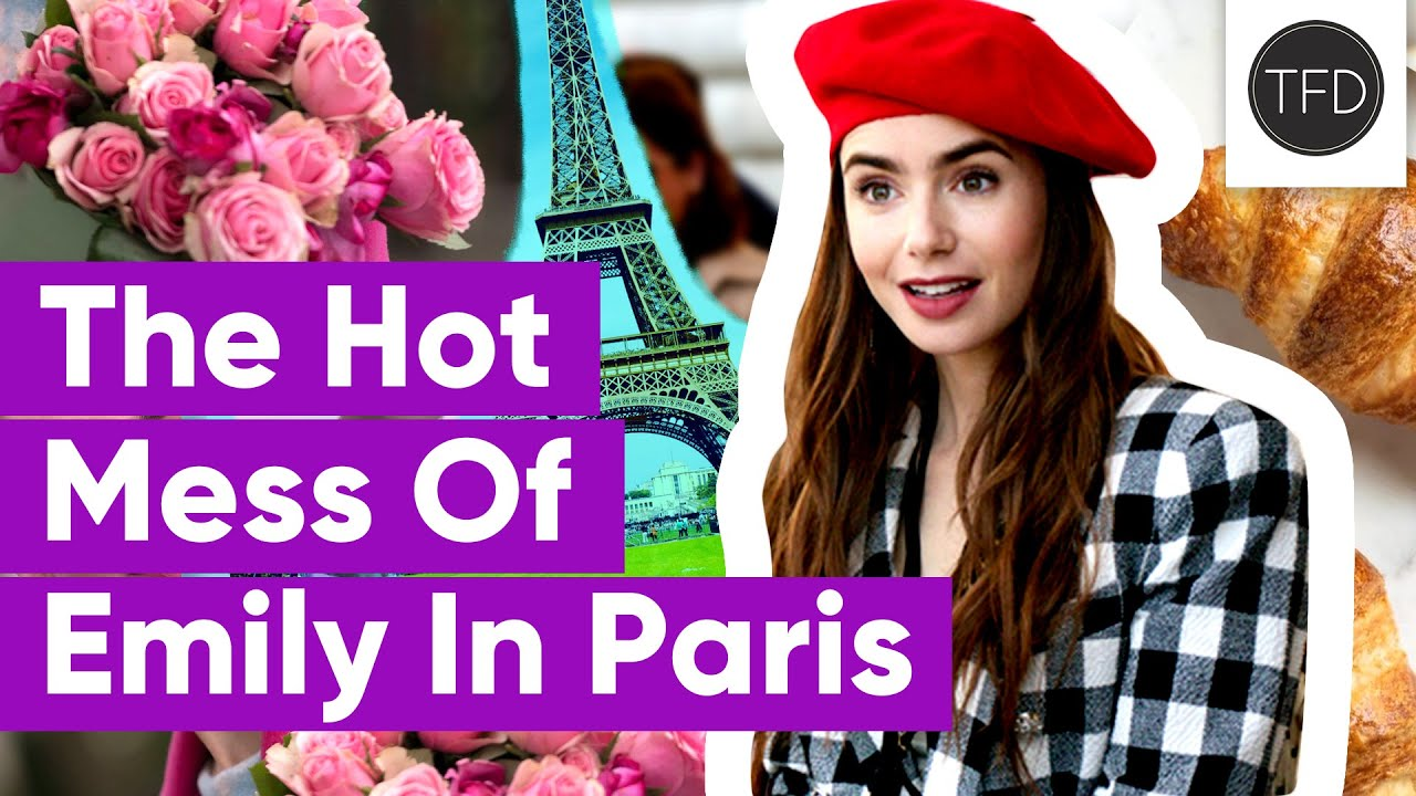 7 Insane Life & Money Lessons I Learned From Emily In Paris
