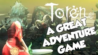 Toren PC Gameplay First Impressions - A STUNNING Indie Adventure Game