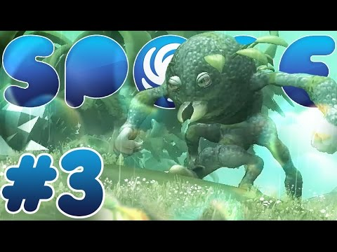 Spore | KEVIN V THE EPIC (Playthrough Part 3)