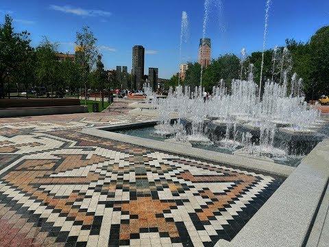 Новый парк, посвященный 2800-летию Еревана / New Park On 2800th Anniversary Of Yerevan