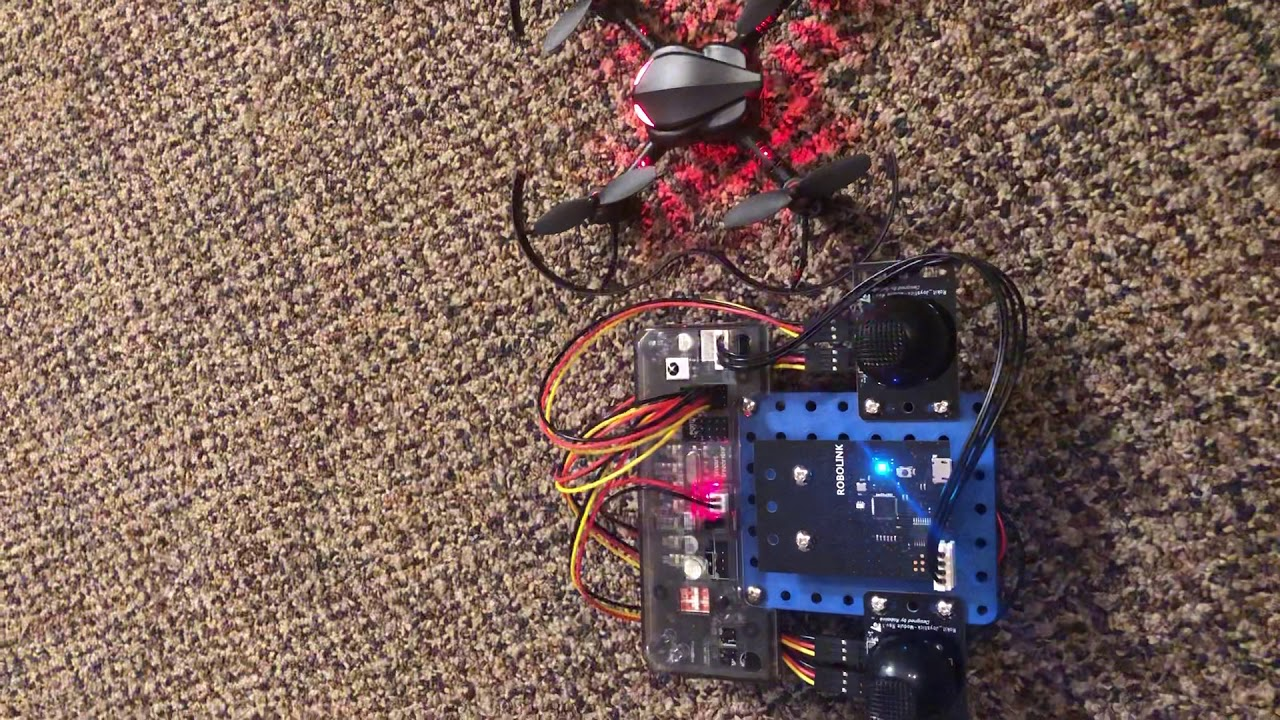 Product Review: CoDrone Programmable Drone by @robolinkinc