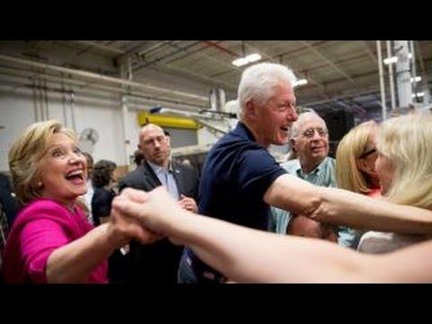Deroy Murdock: The Clinton crime family