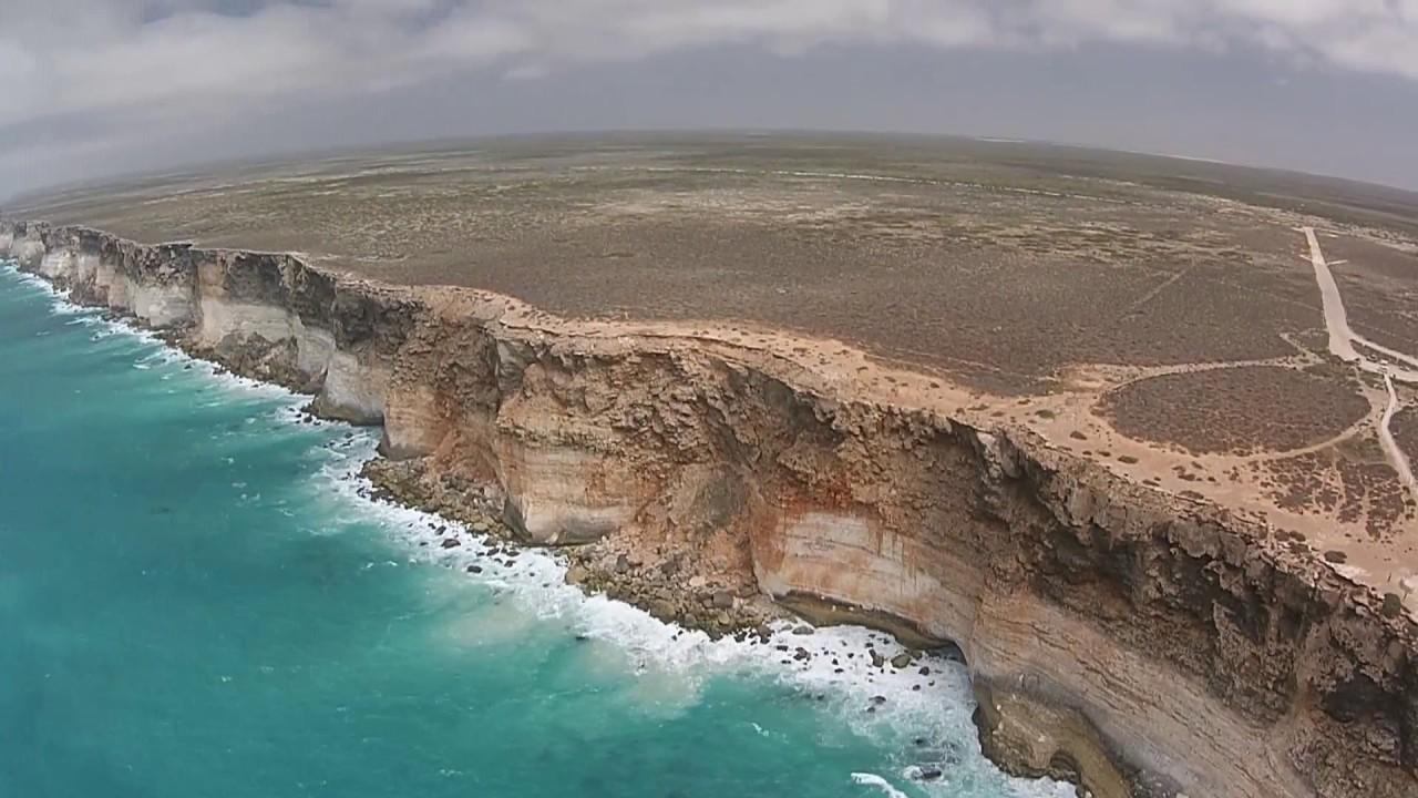 bunda cliffs - great australian bight
