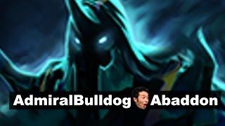AdmiralBulldog PogChamp Abaddon 6100+ Ranked Dota 2