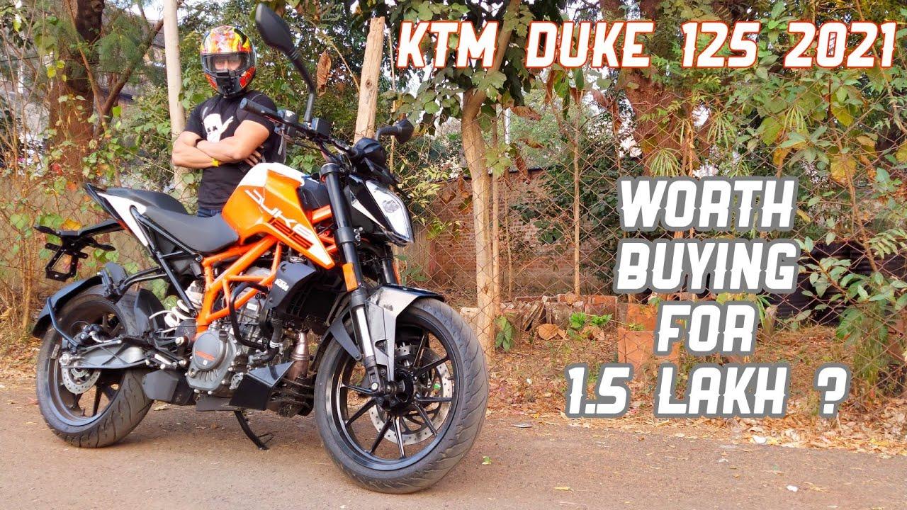 KTM Duke 125 2021 Review - Worth Buying ?