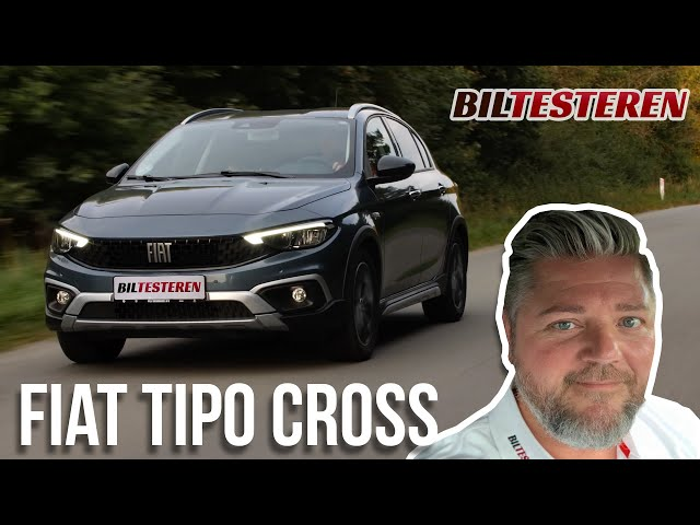 Slet ikke så tosset! Fiat Tipo Cross (test)
