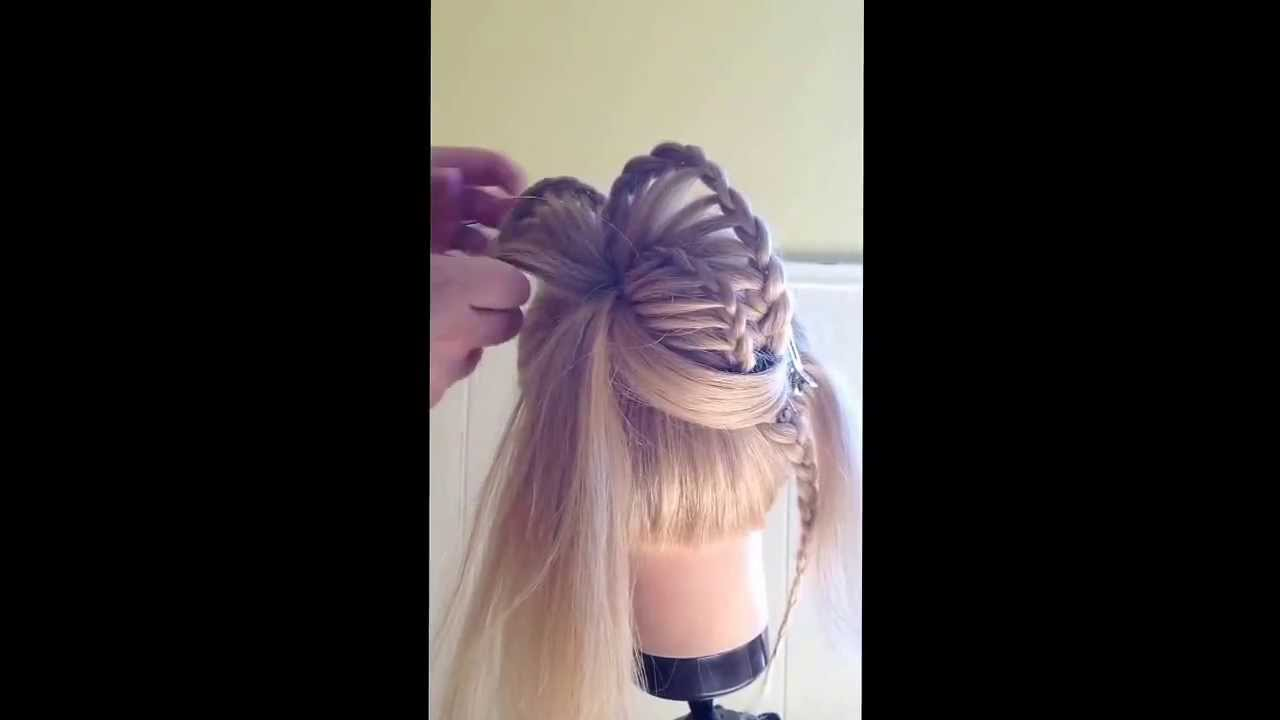 Butterfly Braid Tutorial YouTube