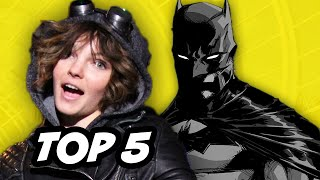 Gotham Episode 2 - Top 5 Batman Easter Eggs