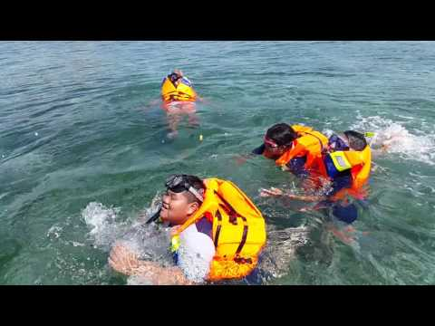 Snorkling di Gili Air,Meno & Trawangan Lombok