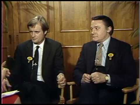 with Robert Vaughn and David McCallum