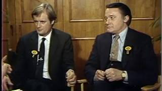 Interview with Robert Vaughn and David McCallum
