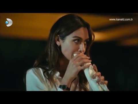 Siyah Beyaz Aşk 1. Bölüm - yemek sahne