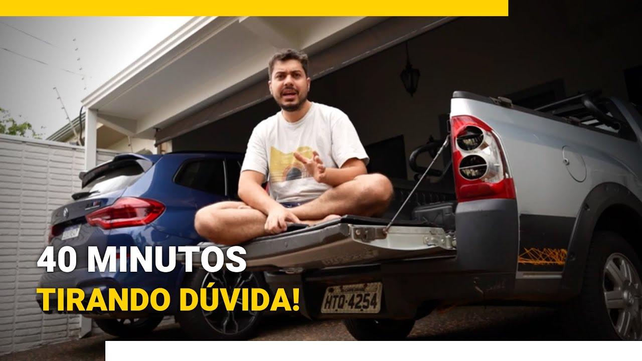 Download 40 MINUTOS TIRANDO DÚVIDA!!!