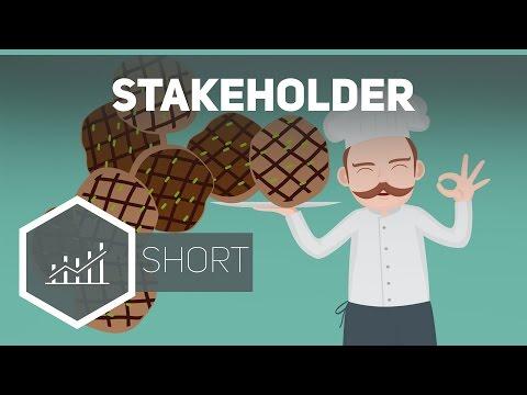 Stakeholder - Grundbegriffe der Wirtschaft