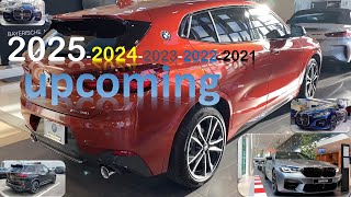 THE Best upcoming BMW cars for 2025 - 2024 - 2023 - 2022 And 2021