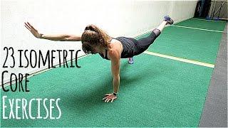 23 Isometric Core Exercises