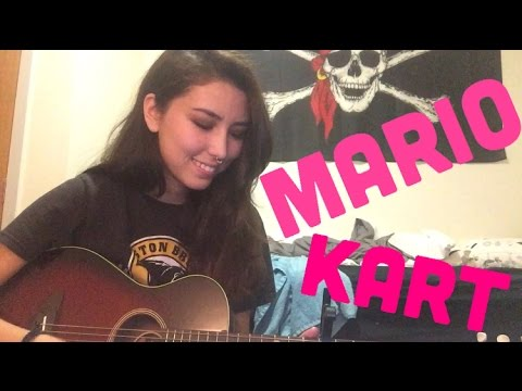 Mario Kart Love Song by Sam Hart | Cover by Dianna Brooks | THROWBACK THURSDAY