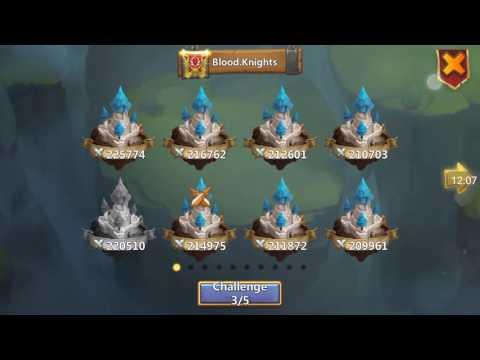 Castle Clash - Guild Wars! Hardest Base Ever?!