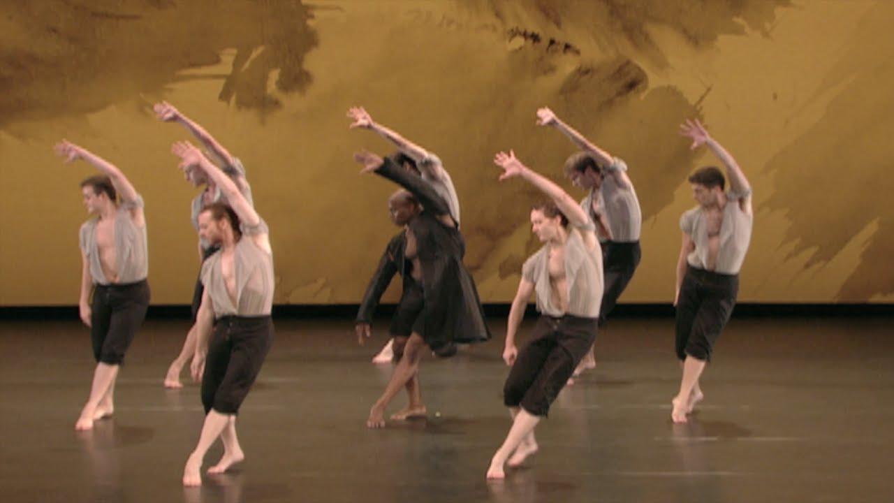 "Mark Morris Dance Group: ""Double"" from ""Mozart Dances"" (2007)"