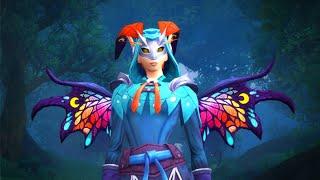 Nouvel ensemble de transmogrification : Ailes de fée fléchetteuse | World of Warcraft FR