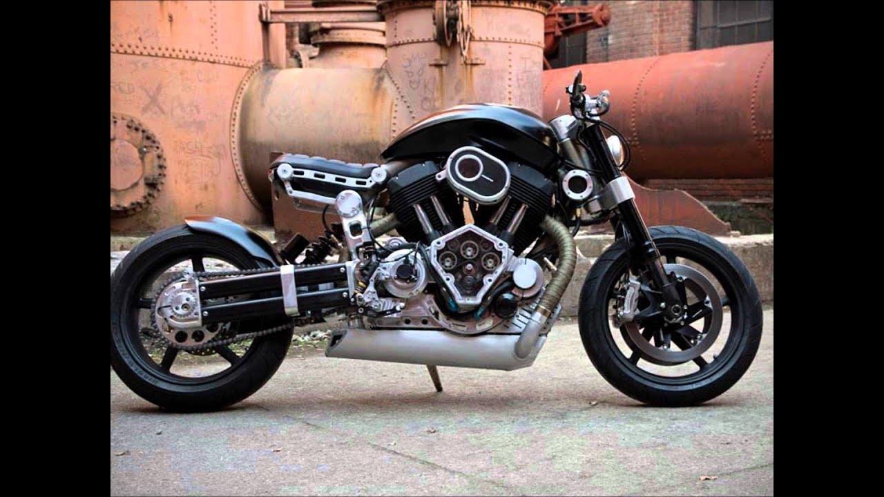 Dhoni's X132 Hellcat bike - YouTube