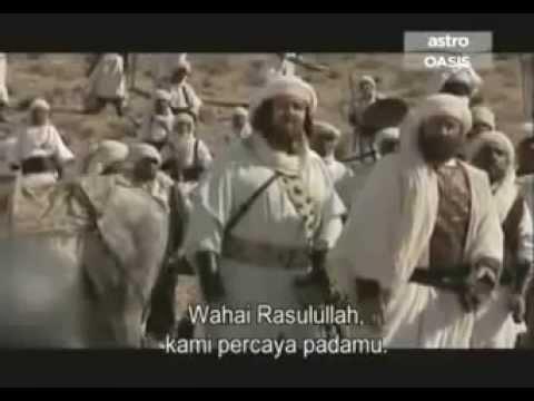 Kisah Ni Muhammad SAW episode perang BADAR