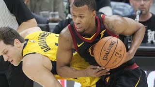 'We can't play any worse' says Rodney Hood after loss to Pacers