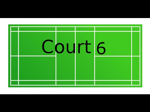 2016 European Senior Championships day 5 - Court 6
