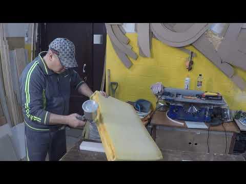 Краскопульт не распыляет мебельный клей, чем промыть?