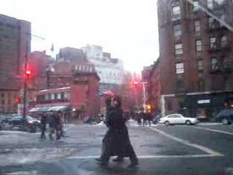 perry street, greenwich village, new york