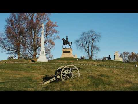 Gettysburg 2017: Culp's Hill and Cemetery Hill