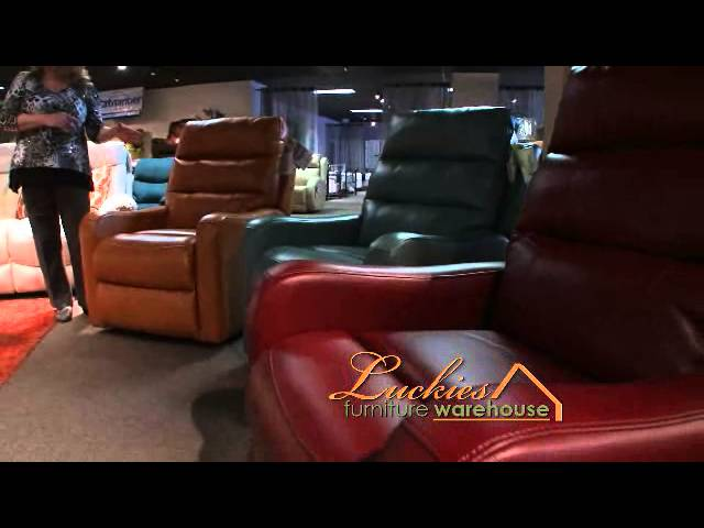 Luckies Furniture Warehouse