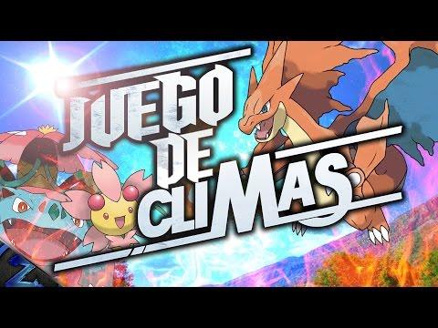 EQUIPO DE SOL | JUEGO DE CLIMAS - ZenPokeFan