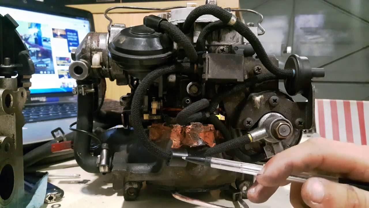 Manual Carburador Pierburg 2e